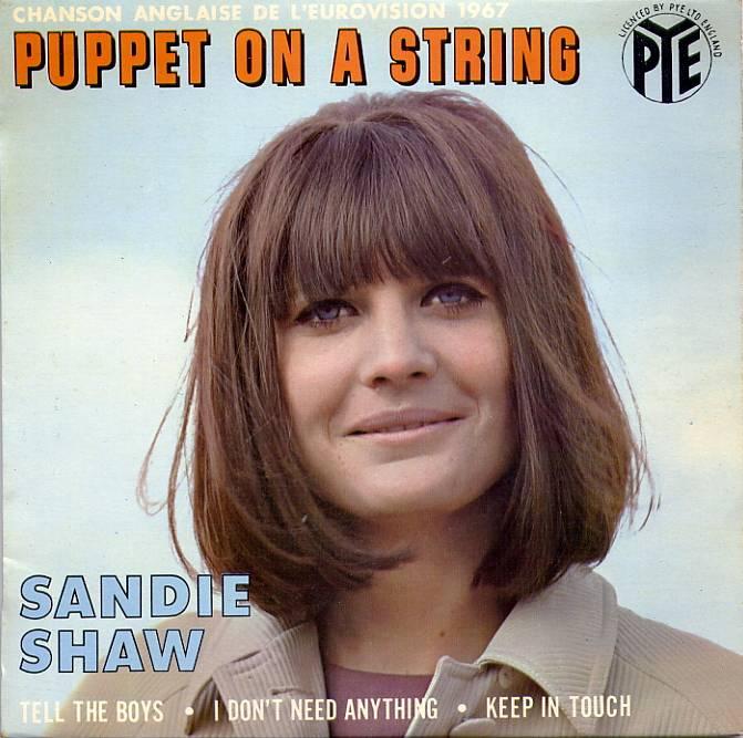 sandie shaw in 1967