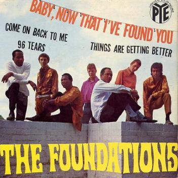 Foundations Baby Now That Ive Found You